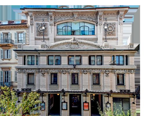 Palazzo del Teatro dei Filodrammatici